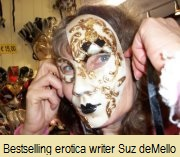 suz w name venice mask