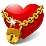 heart-locked-with-golden-chain