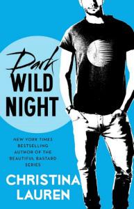 Dark Wild Night Cover