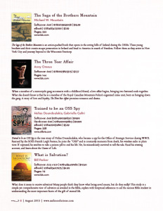 Kirkus Catalog Fall 2015 Issue Ad5