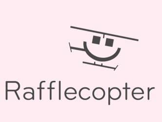 Pink Rafflecopter